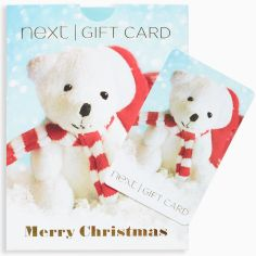 Teddy Gift Card