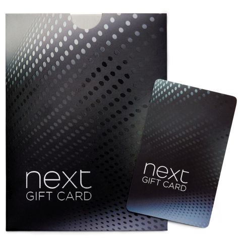 Black Corporate Gift Card
