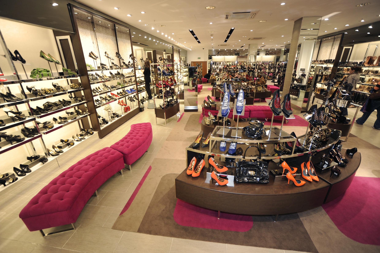 Shoe Shop Royalty Free Stock Images - Image: 3874199